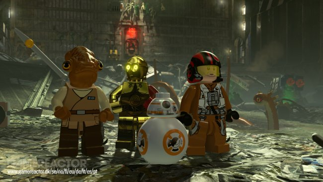 Today on GR Live - Lego Star Wars: The Force Awakens