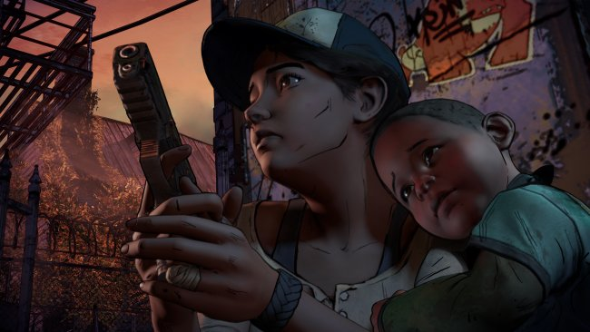 The Walking Dead: The Telltale Series - A New Frontier - Episodes 1 & 2