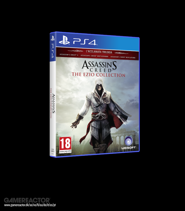 Assassin's Creed: The Ezio Collection offers PS4 Pro support