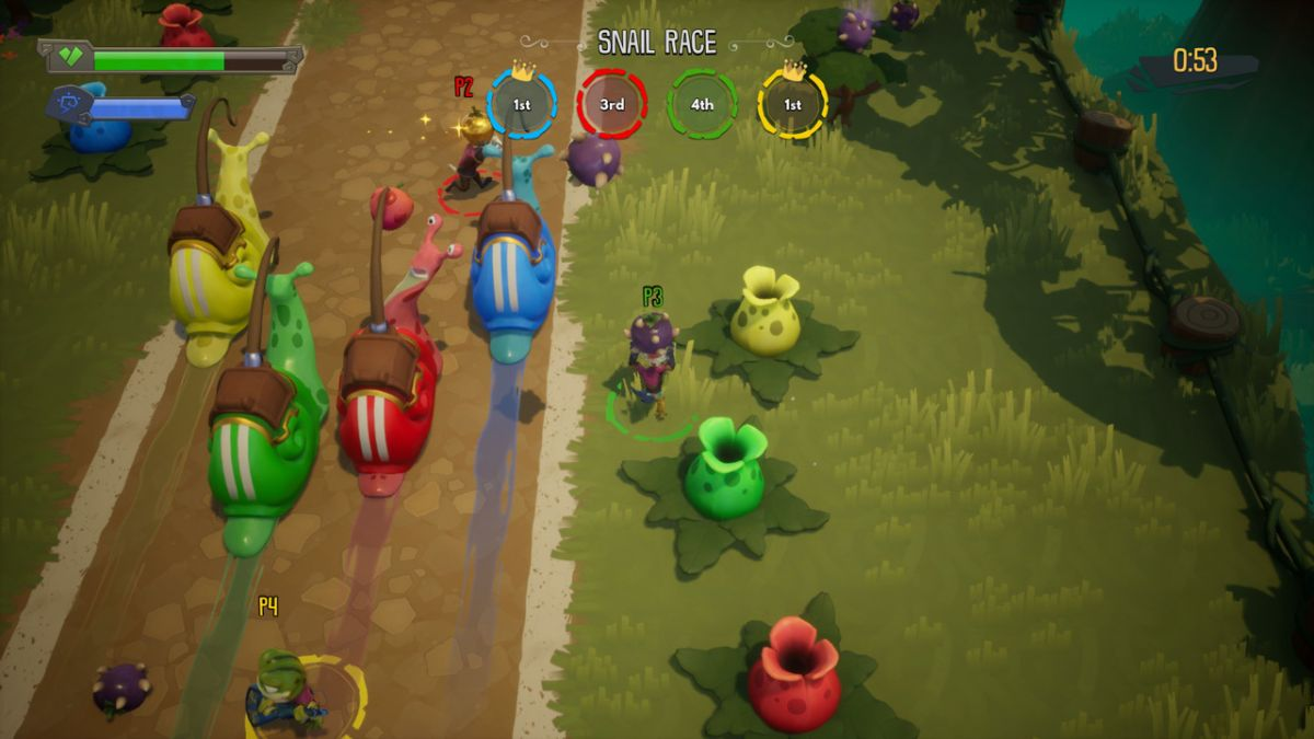 Couch multiplayer game ReadySet Heroes announced for PS4