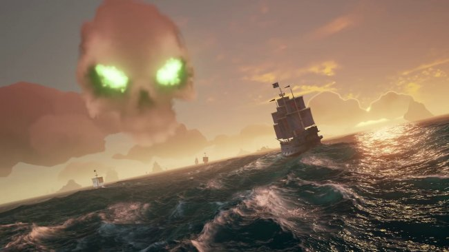 Sea of Thieves video explains the Raid-like Skeleton Forts