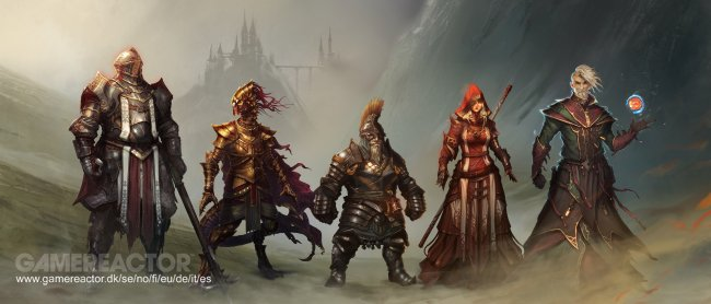 Divinity: Original Sin's board game funded in four hours