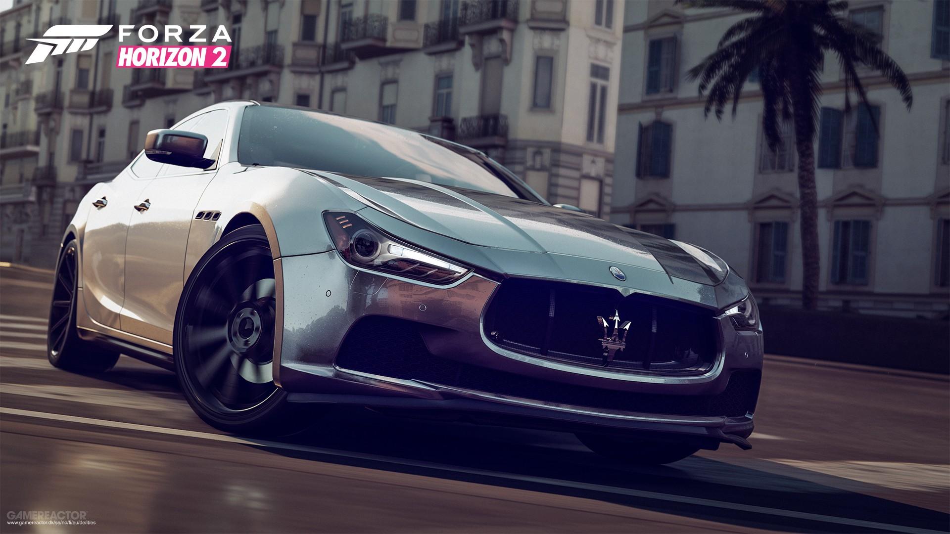 All Furious 7 Cars As Forza Horizon 2 DLC