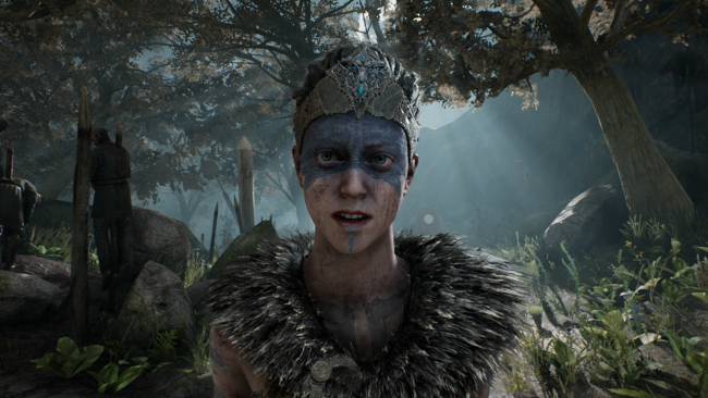 New Hellblade patch fixes a lot of the game's bugs