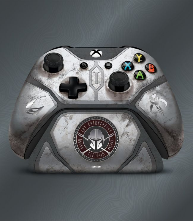The Mandalorian Xbox controller announced
