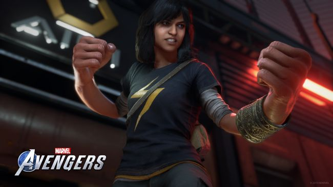 Marvel's Avengers - Kamala Khan Preview