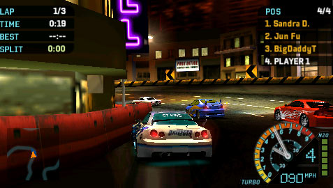 Pictures Of Need For Speed Underground Rivals 3 38