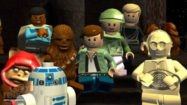 Gaming S Defining Moments Lego Star Wars The Complete Saga