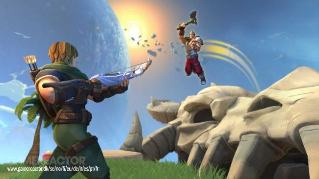 Realm Royale's open beta starts tomorrow on Xbox and PS4