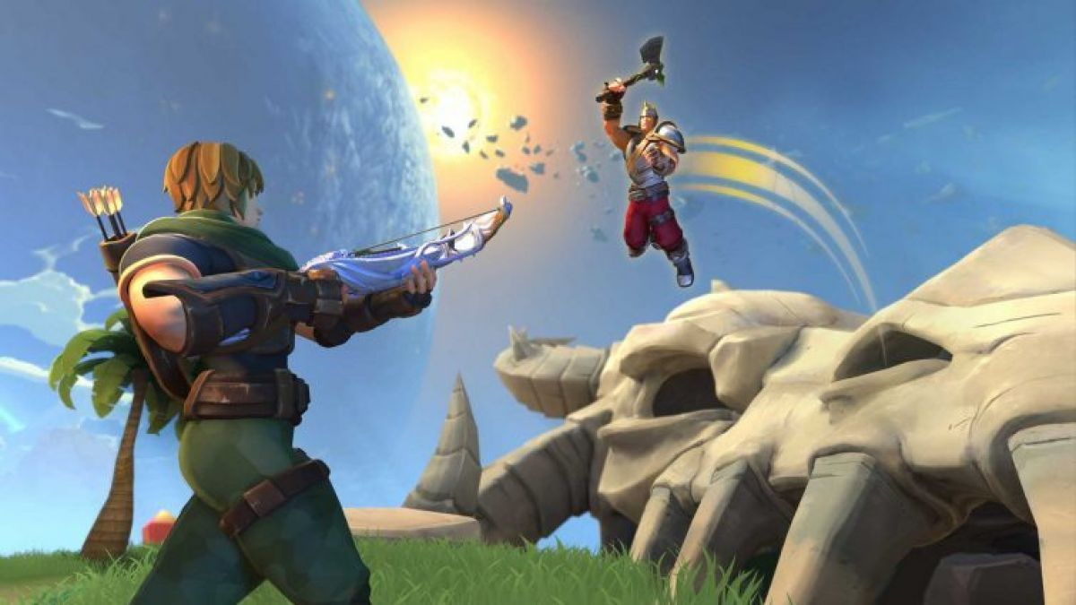 Realm Royale: Founder's Pack hits PS4 and Xbox One