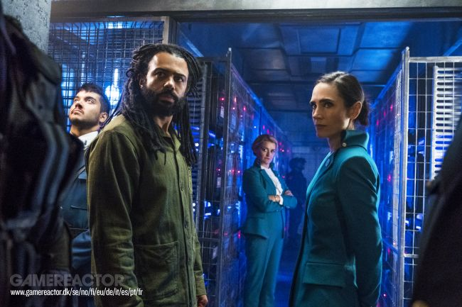 Snowpiercer picks up seven years after the original film