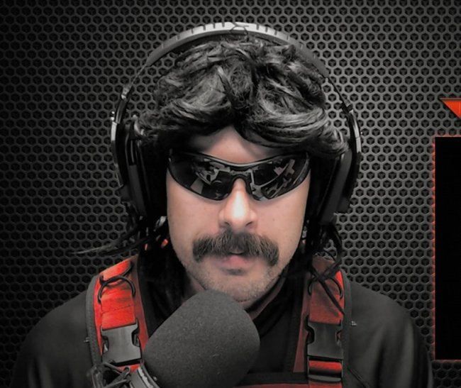 Dr Disrespect's Twitch channel reinstated after E3 toilet ban