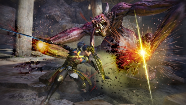 Toukiden 2 coming in early 2017, plans to expand the series