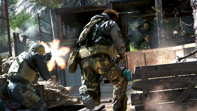 Infinity Ward finally gives an update on surprise Call of Duty: Modern Warfare map additions