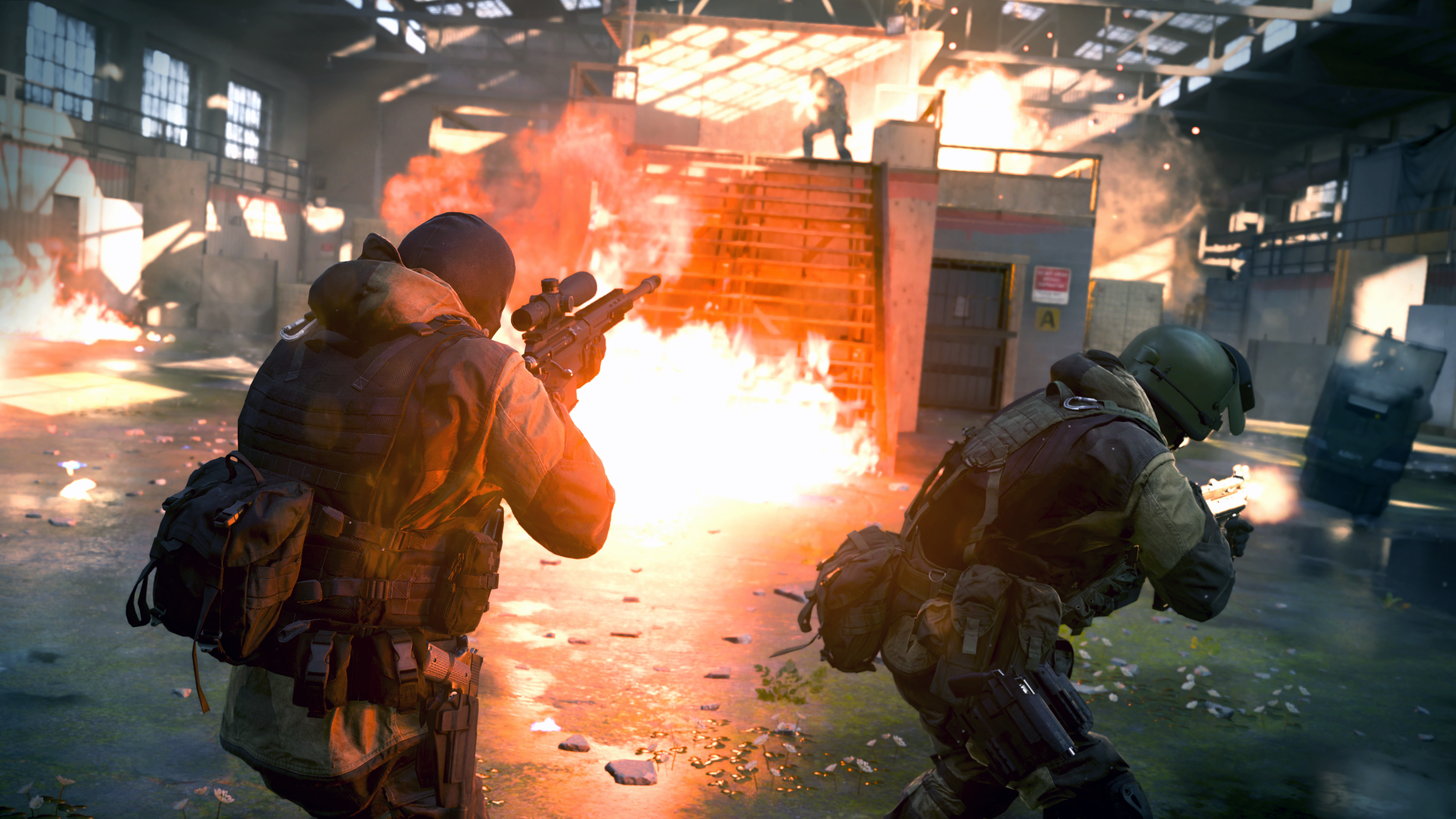 Call of Duty: Modern Warfare - Multiplayer Hands-On Preview