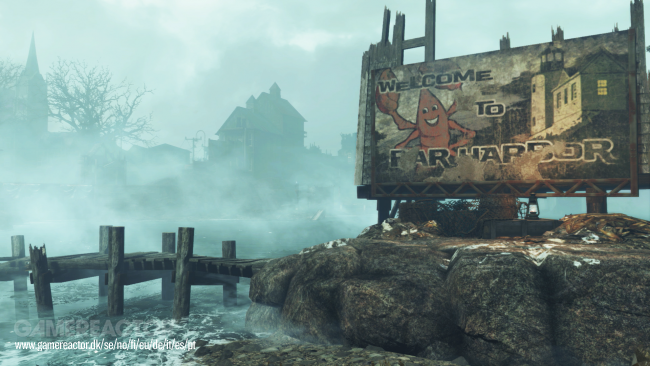 Fallout 4: Far Harbor has performance issues on PS4