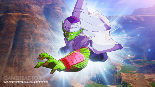 Dragon Ball Z: Kakarot features Piccolo/Goku at driving school