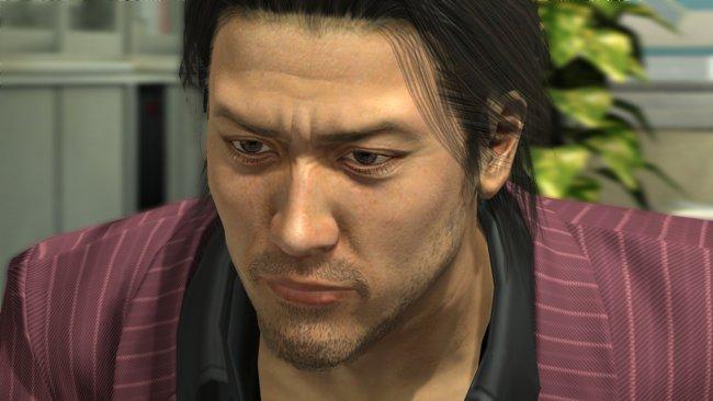 The faces of Yakuza 4