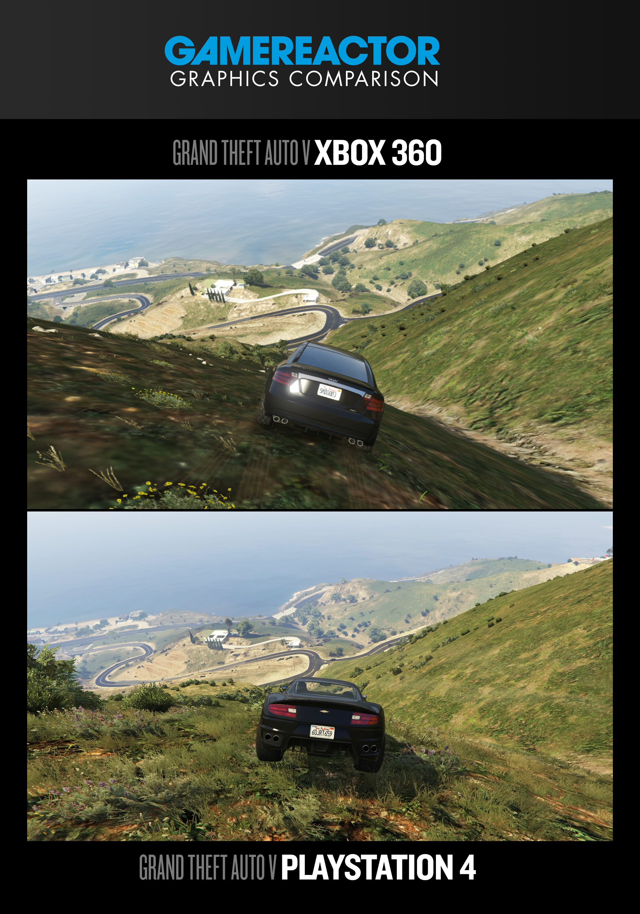 Pictures of GTAV Graphics Duel: Xbox 360 vs  PS4 9/14