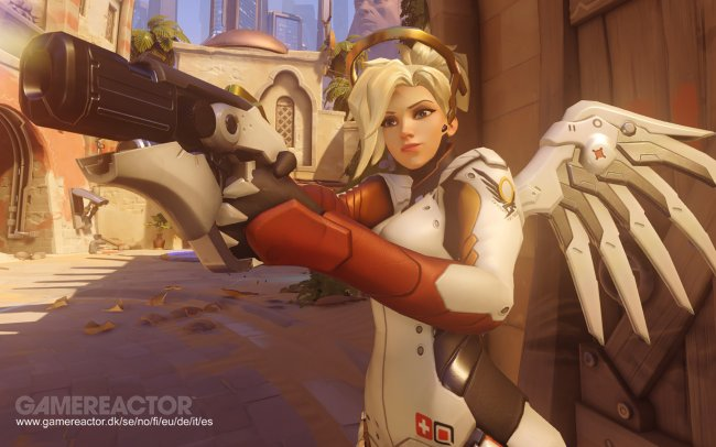 Blizzard releases Mercy-focused short story Valkyrie