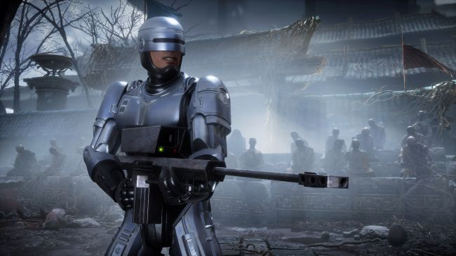 Mortal Kombat 11 trailer introduces newest addition Robocop