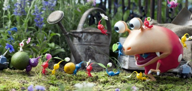 Pikmin World for Switch appears online