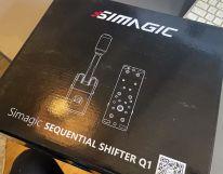 Simagic Q1-P Sequential Shifter