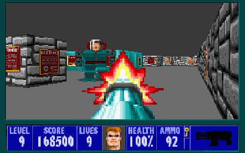 Wolfenstein 3d Wii