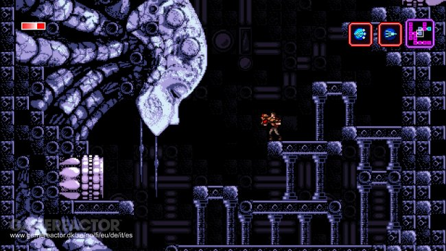 Axiom Verge receives its first DLC six years later