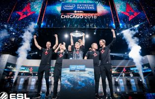 Astralis are champions at IEM Chicago