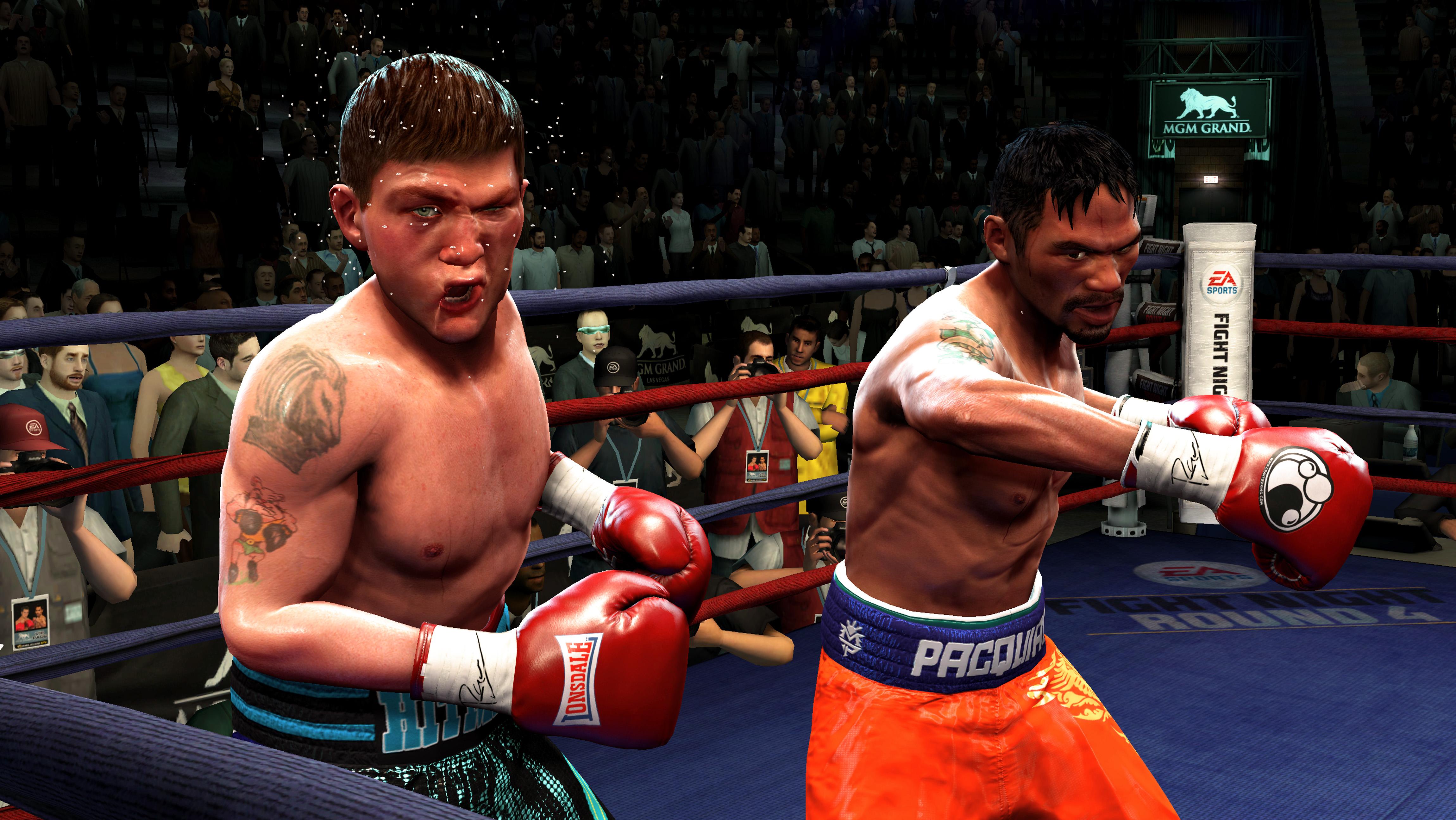 Компьютерную Игру Бокс
