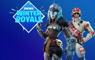 Fortnite Winter Royale Online tournament revealed