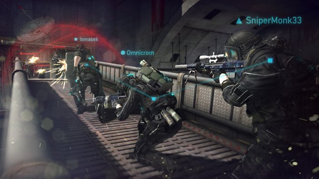 Ghost recon phantoms infinite pack reanimators