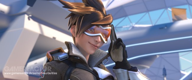 Replays arrive in the Overwatch test servers