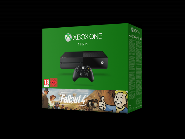 Fallout 4 xbox one console bundle announced gamereactor - What consoles will fallout 4 be on ...