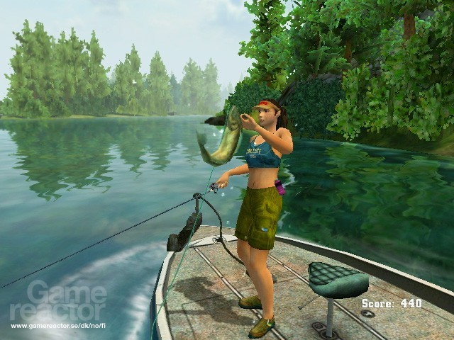 Ps4 fishing games for Xbox 360 fishing games