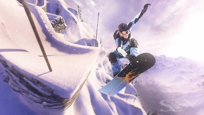 SSX added to the Xbox One backwards compatibility library