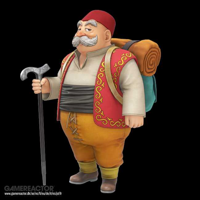 The Heroes of Dragon Quest XI