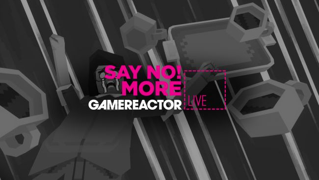 We're playing Say No! More on today's GR Live