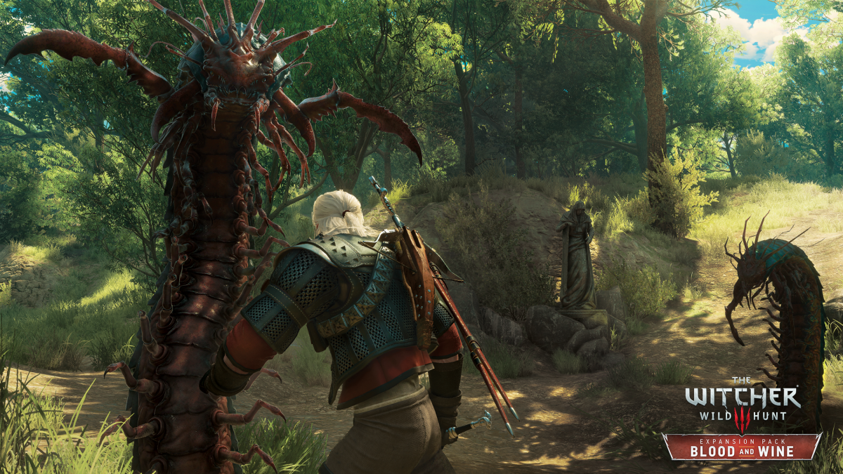 The Witcher 3 Enhanced Edition mod adds intense difficulty