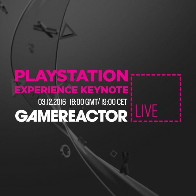 Watch the PlayStation Experience Keynote here on Gamereactor