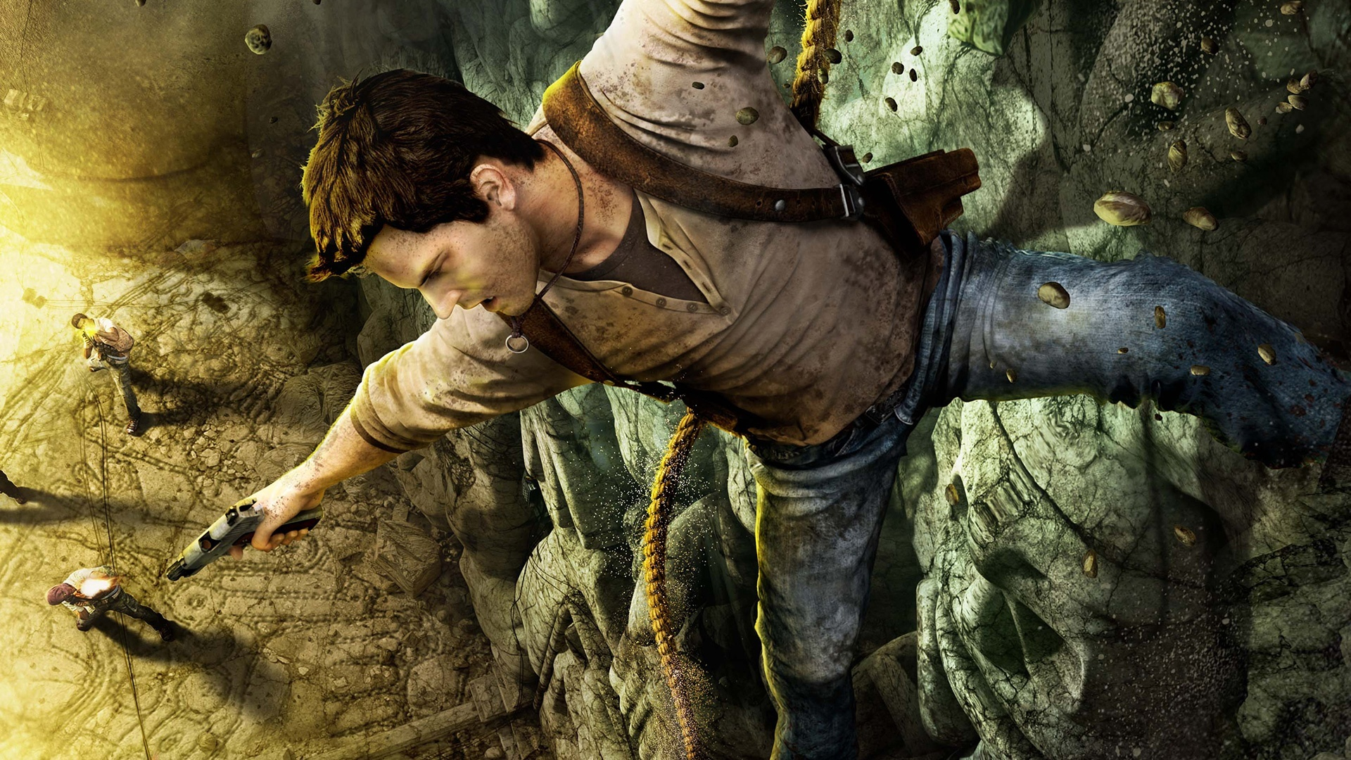 Pictures Of The Uncharted Film Gets A 2020 Release Date 1 1
