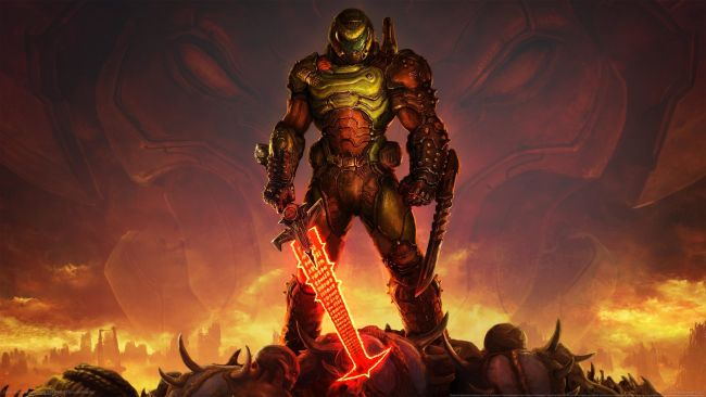 Doom Slayer: A Demon's Worst Nightmare