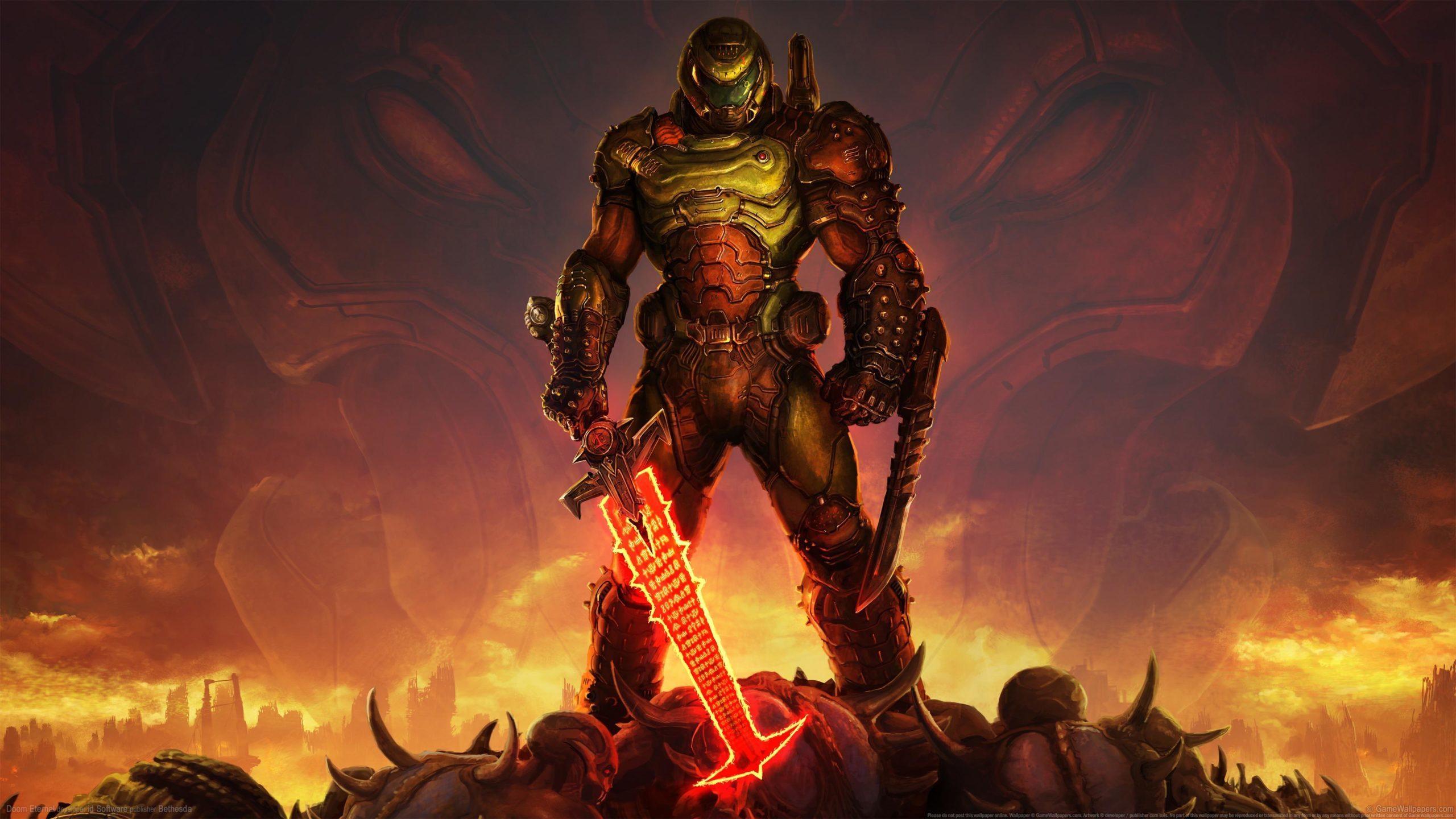 Doom Slayer: A Demon's Worst Nightmare - Doom Eternal - Gamereactor