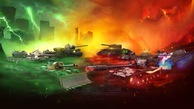 World of Tanks Console reawakens some monsters