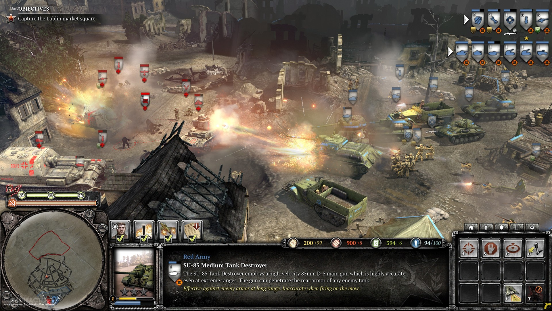 Pictures Of Company Of Heroes 2 Screen Gallery 37 39