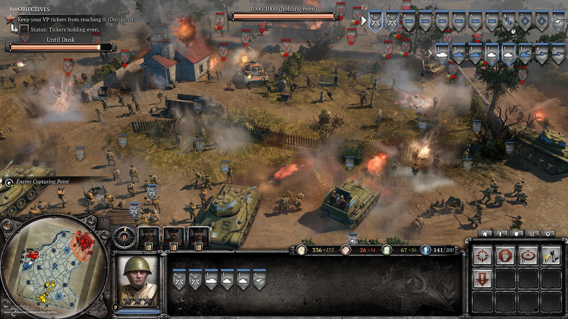 Pictures Of Company Of Heroes 2 Sold 380 000 In Five Days 1 1