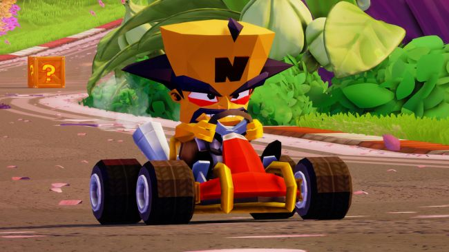 Crash Team Racing Nitro-Fueled gets retro skins on PS4