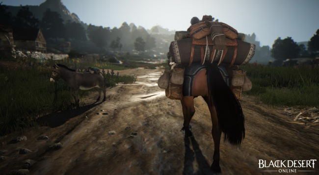 Download the character creator for Black Desert Online