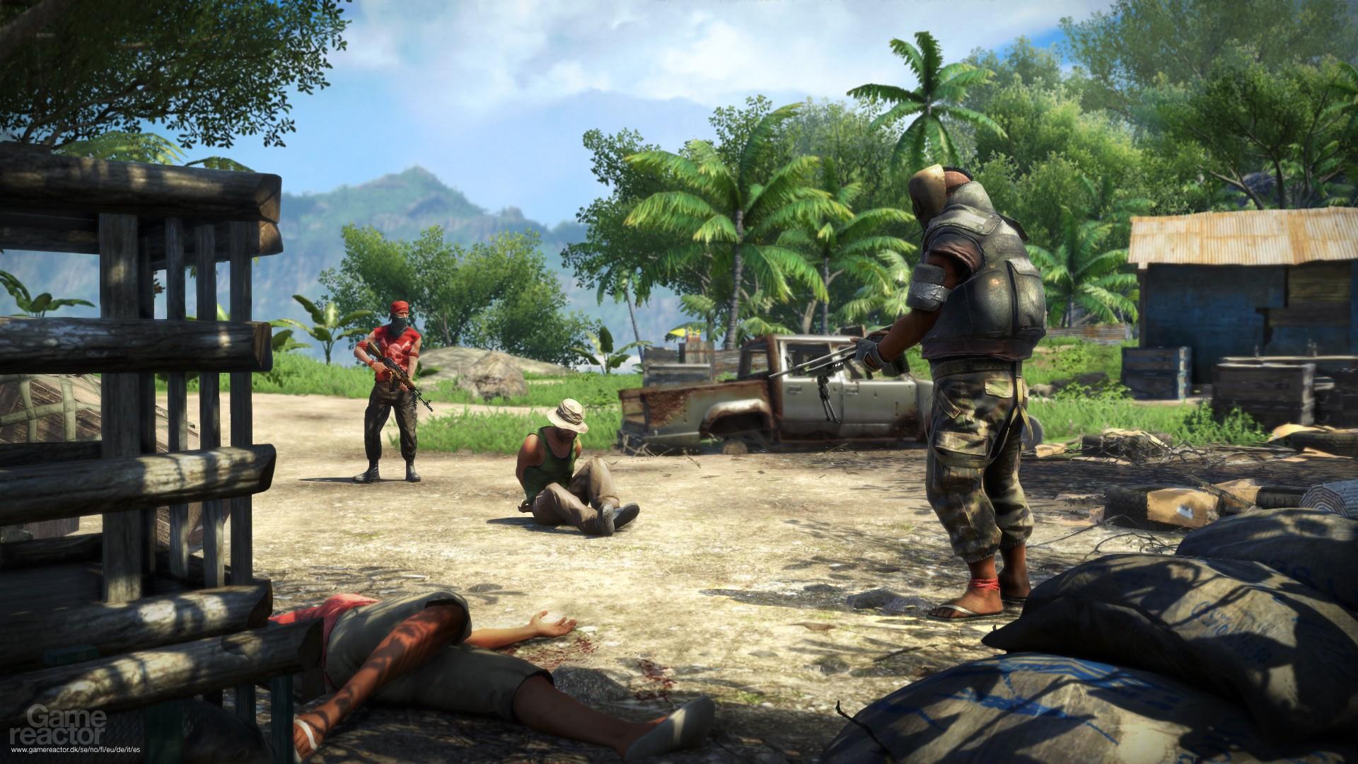Far Cry 2 Uplay Rewards